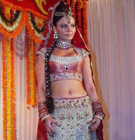 Rakhi Sawant looking gorgeous