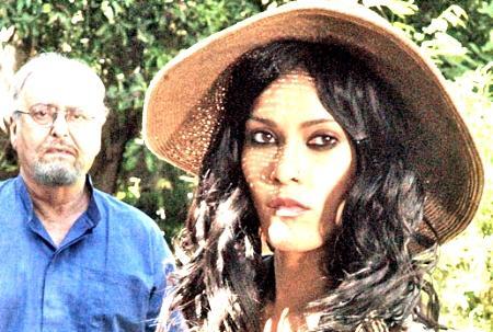 Nandana Sen in Bengali Movie Kaler Rakhan