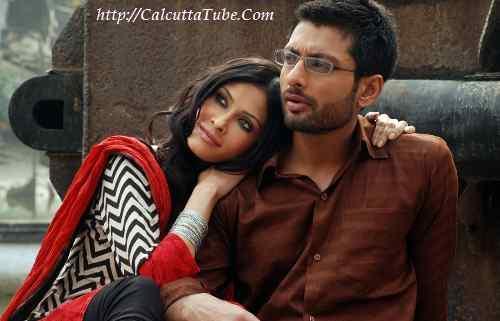 Nandana Sen and Indraneil Sengupta in Bengali Movie