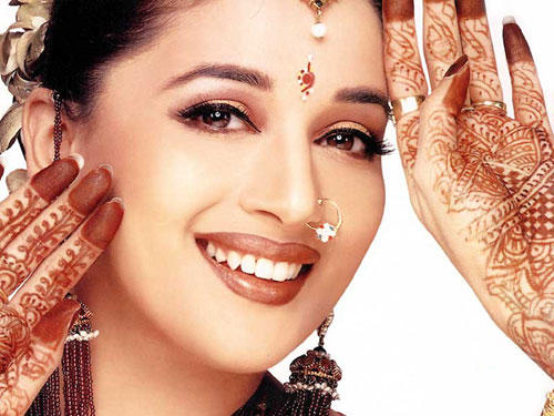 Madhuri Dixit beautiful look
