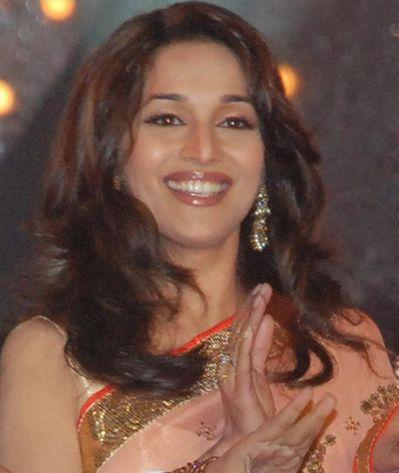 Madhuri Dixit at amul star voice of india