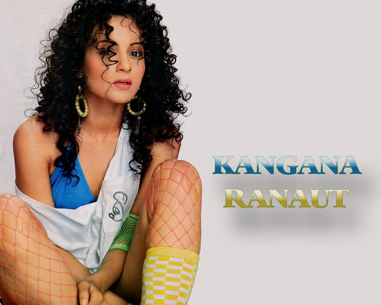 Kangana Ranaut hot pic wallpaper