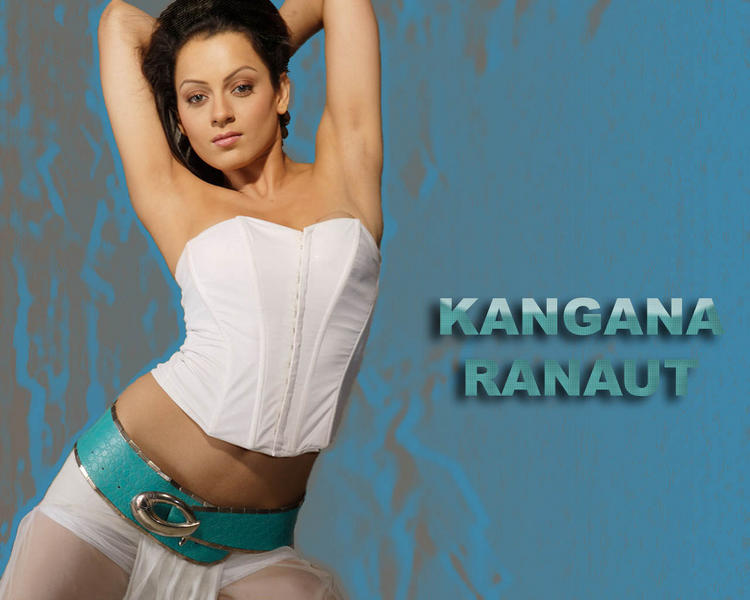 Kangana Ranaut spicy and hot wallpaper