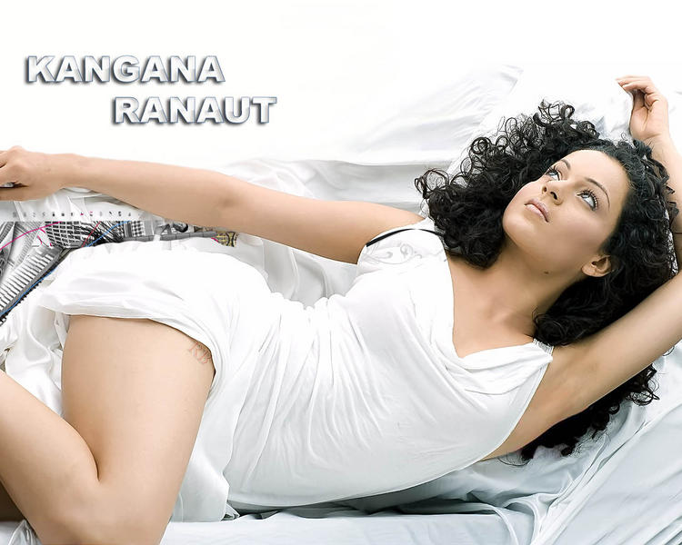 Kangana Ranaut spicy wallpaper