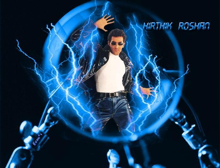 Electric Hrithik Roshan