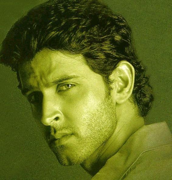 Hrithik Roshan hot face look