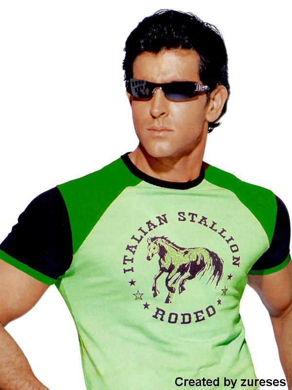 Hrithik Roshan wearing goggles