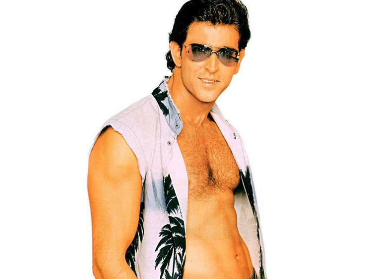 Handsome Hrithik Roshan