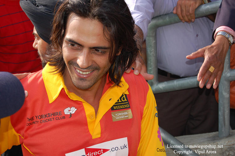 Arjun Rampal at IIFA Cricket