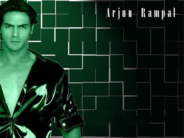 Arjun Rampal hot look wallpaper