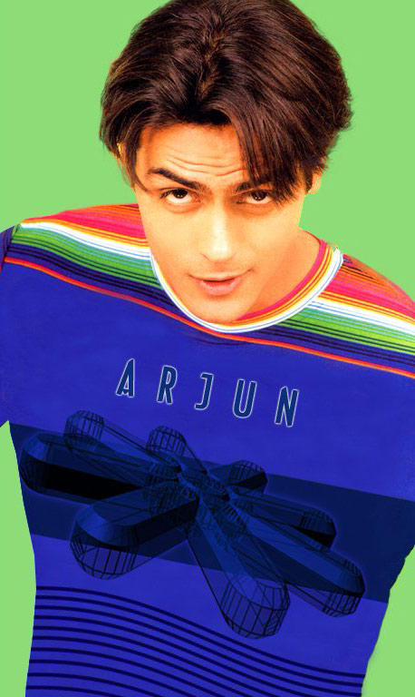 Arjun Rampal cute pics wallpaper
