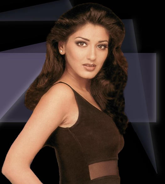 Sexy Sonali Bendre wallpaper