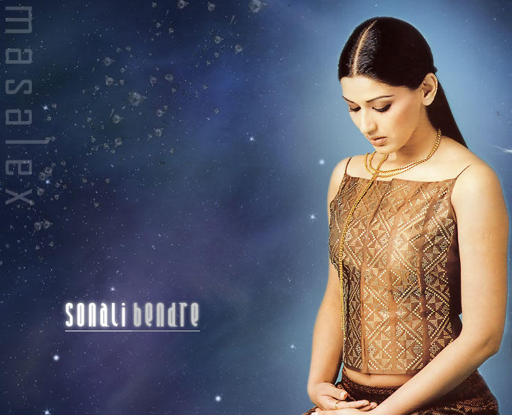 Sonali Bendre beautiful pic wallpaper