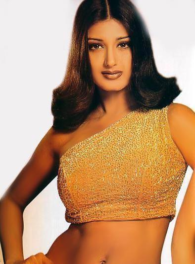 Spicy Sonali Bendre wallpaper