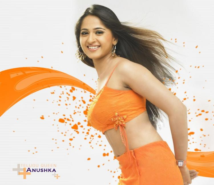 Anushka Shetty spicy and sexy photo