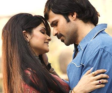 Emraan Hashmi,Prachi Desai in Once Upon a Time in Mumbai