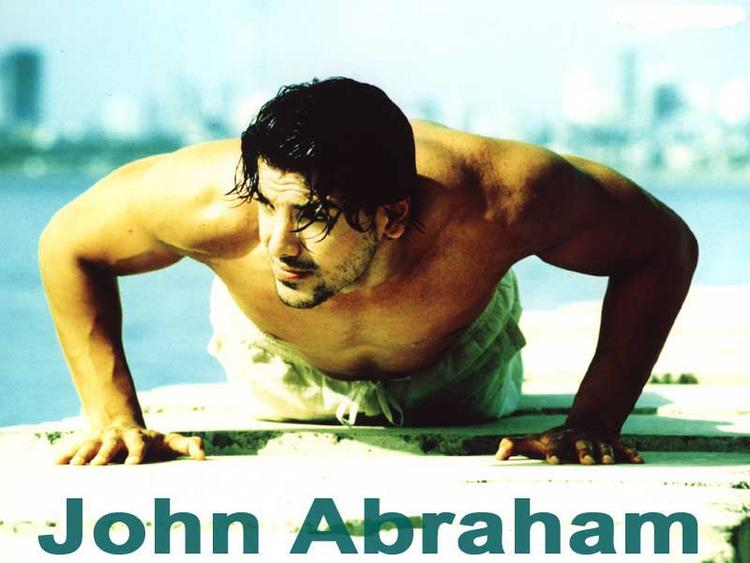John Abraham latest sexy wallpaper