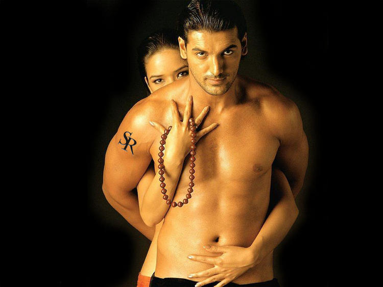 John Abraham latest hot wallpaper