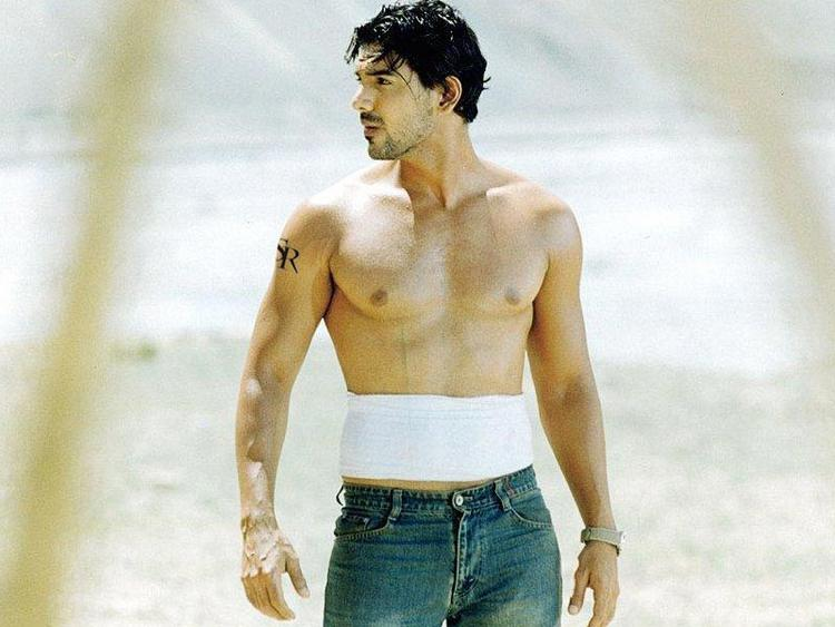 John Abraham sexy and hot wallpaper