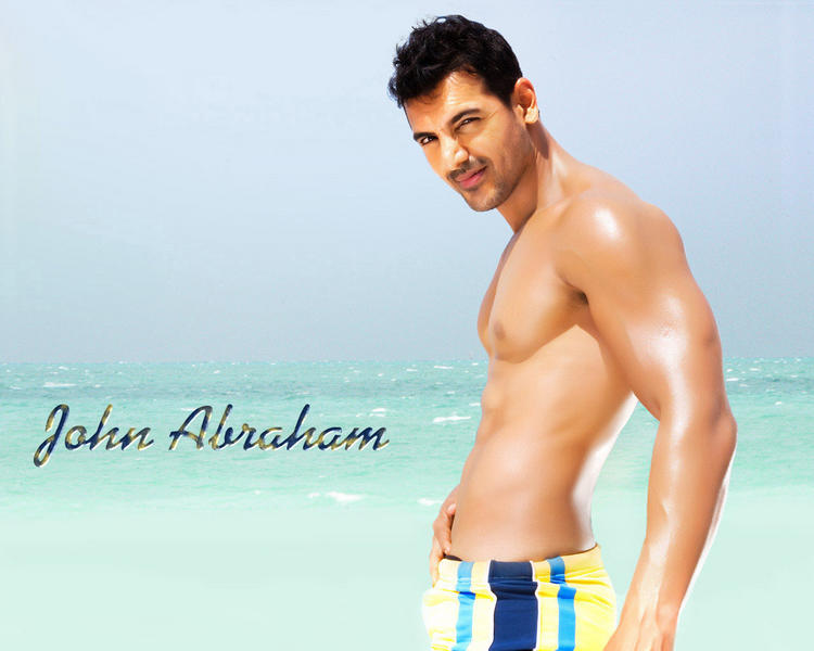 John Abraham Body Latest New HD Wallpaper