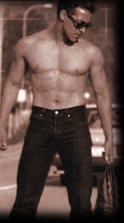 Salman Khan sexy body pics