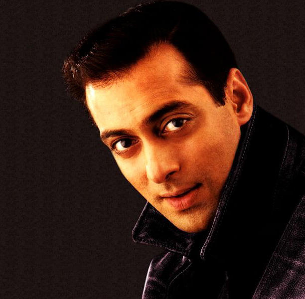 Salman Khan cute look in Jacket