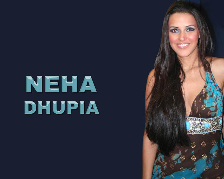 Sexy Neha Dhupia wallpaper