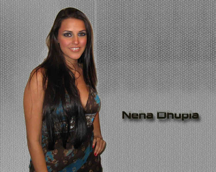 Neha Dhupia gorgeous wallpaper