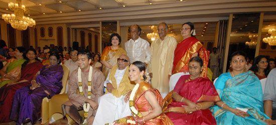 Soundarya Rajinikanth Engagement