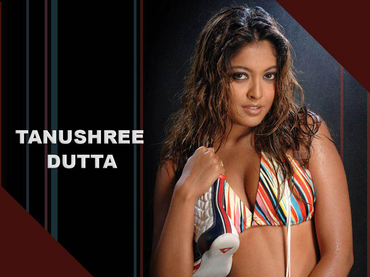 Tanushree Dutta sexy and hot wallpaper