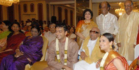 Soundarya Rajinikanth Engagement  Photo