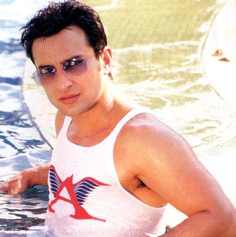 Saif Ali Khan latest hot wallpaper