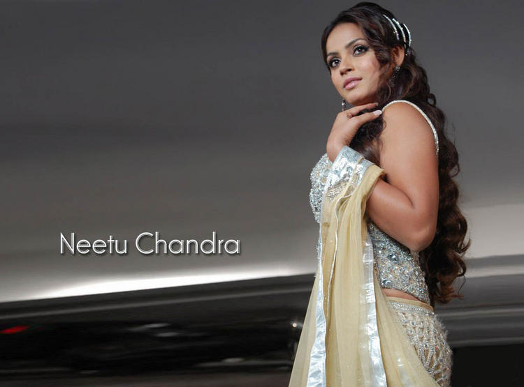 Neetu Chandra sexy wallpaper