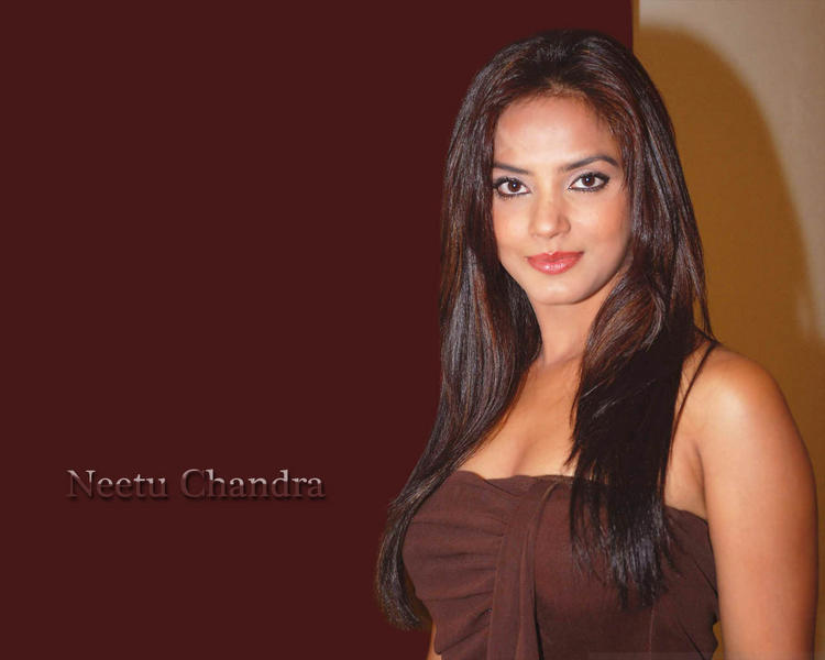 Neetu Chandra in skirt