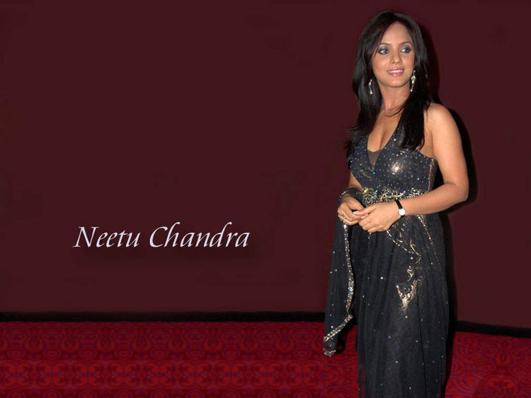 Neetu Chandra latest beautiful wallpaper