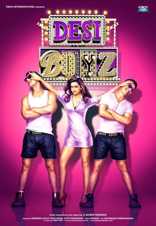 Desi Boyz Movie Firstlook wallpaper
