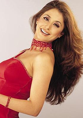 Urmila Matondkar red hot wallpaper