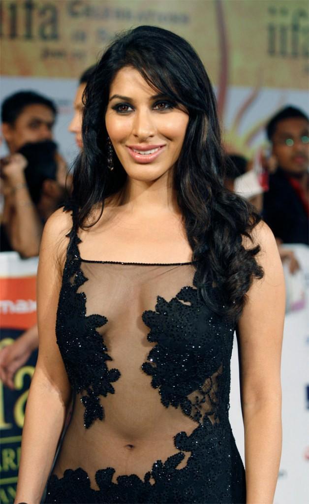 Sophie Chaudhary at IIFA Awards photos
