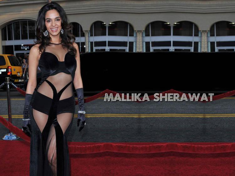 Sexy and Hot Mallika Sherawat wallpaper