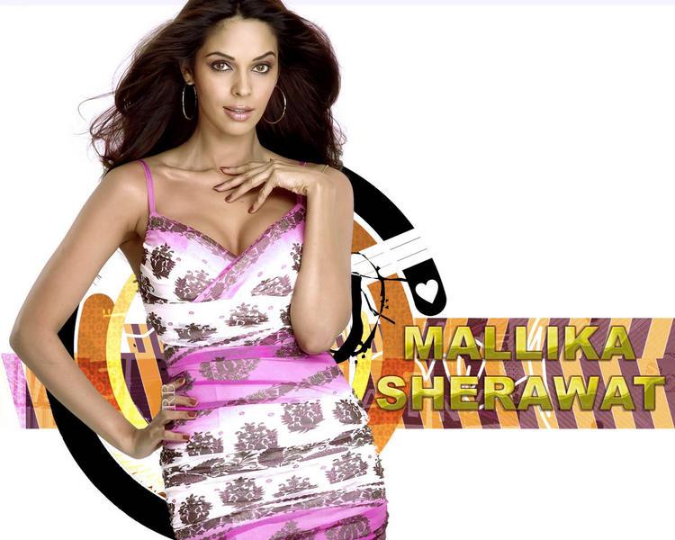 Mallika Sherawat sexiest wallpaper