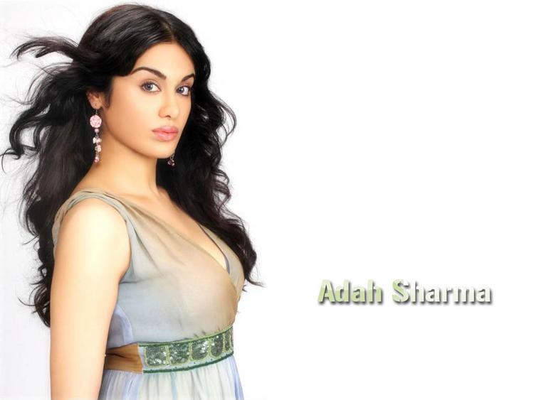 Adah Sharma Glam look