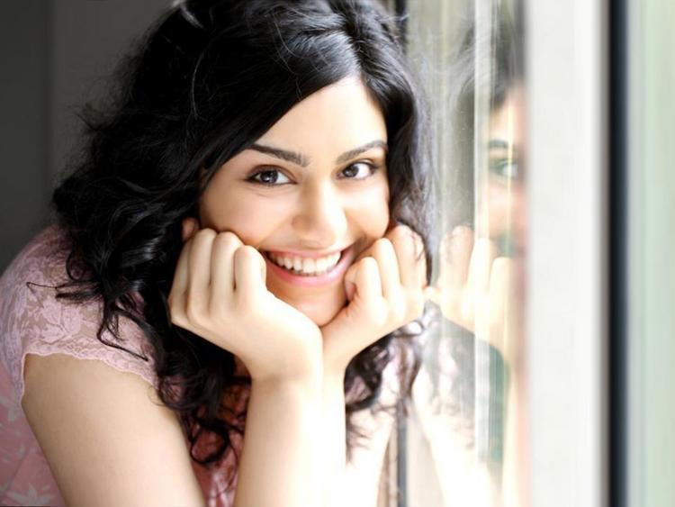 Cute look of Adah Sharma