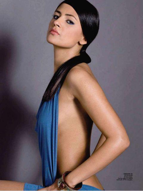 Aruna Shields at Maxim India Magazine