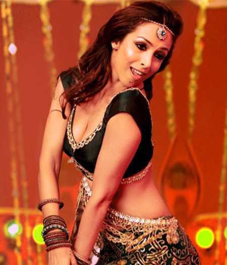 Malaika Arora Khan in Munni Badnaam Hui Song