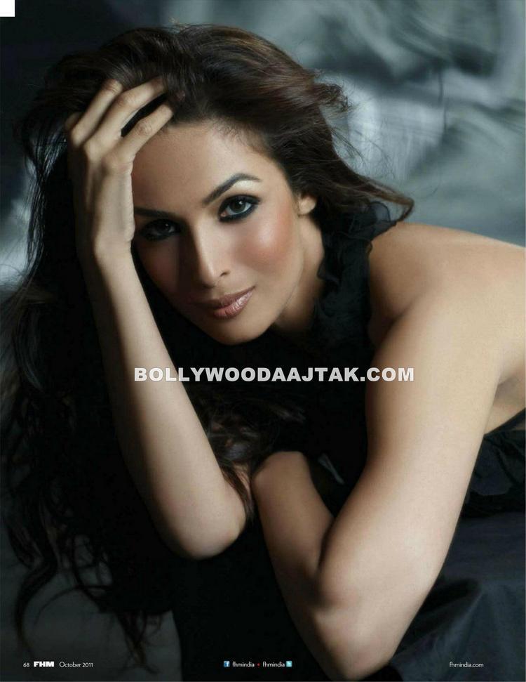 Malaika Arora Khan on FHM India