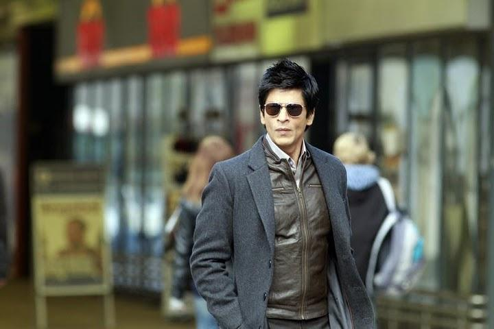 SRK Don 2 on shot MCW