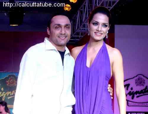 Rahul Bose and B town bombshell Celina Jaitley