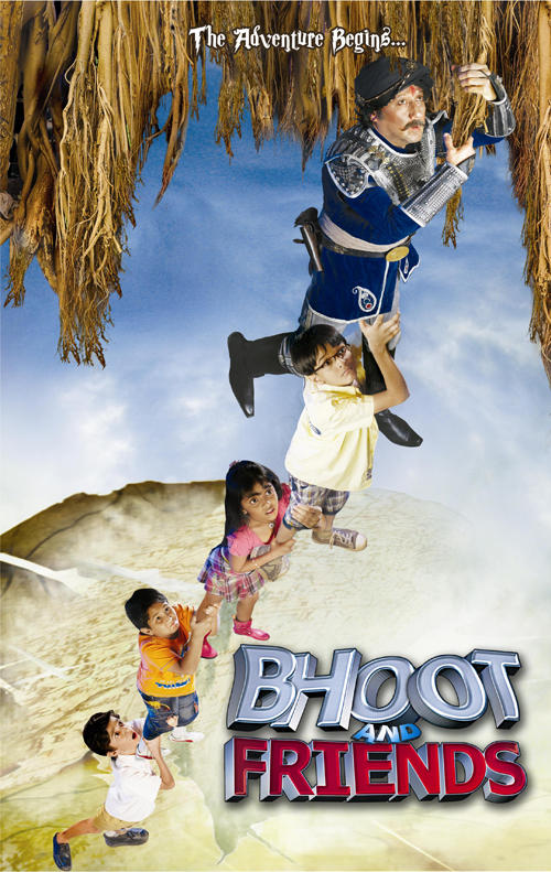 Jackie Shroff Bhoot and Friends kids action adventure film