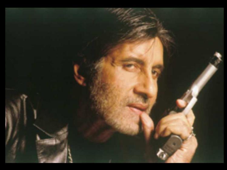 Amitabh Bachchan in Kaante