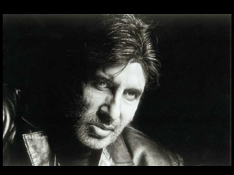 Amitabh Bachchan hot pic in Kaante